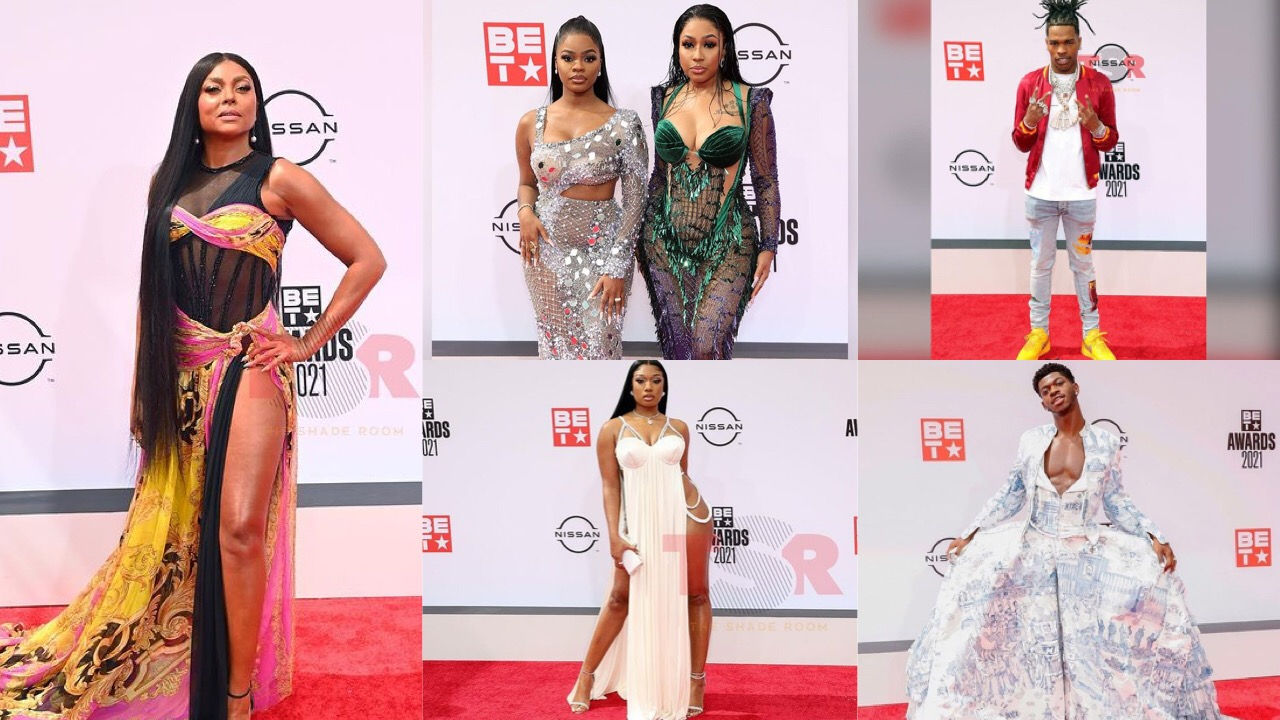 BET Awards outfits 2021